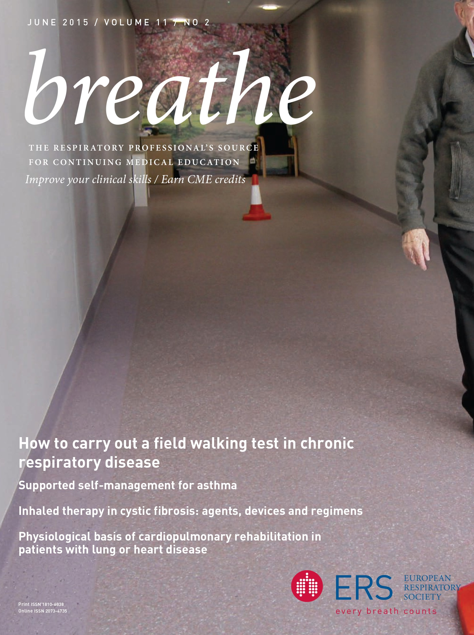 How To Carry Out A Field Walking Test In Chronic Respiratory Disease European Respiratory Society
