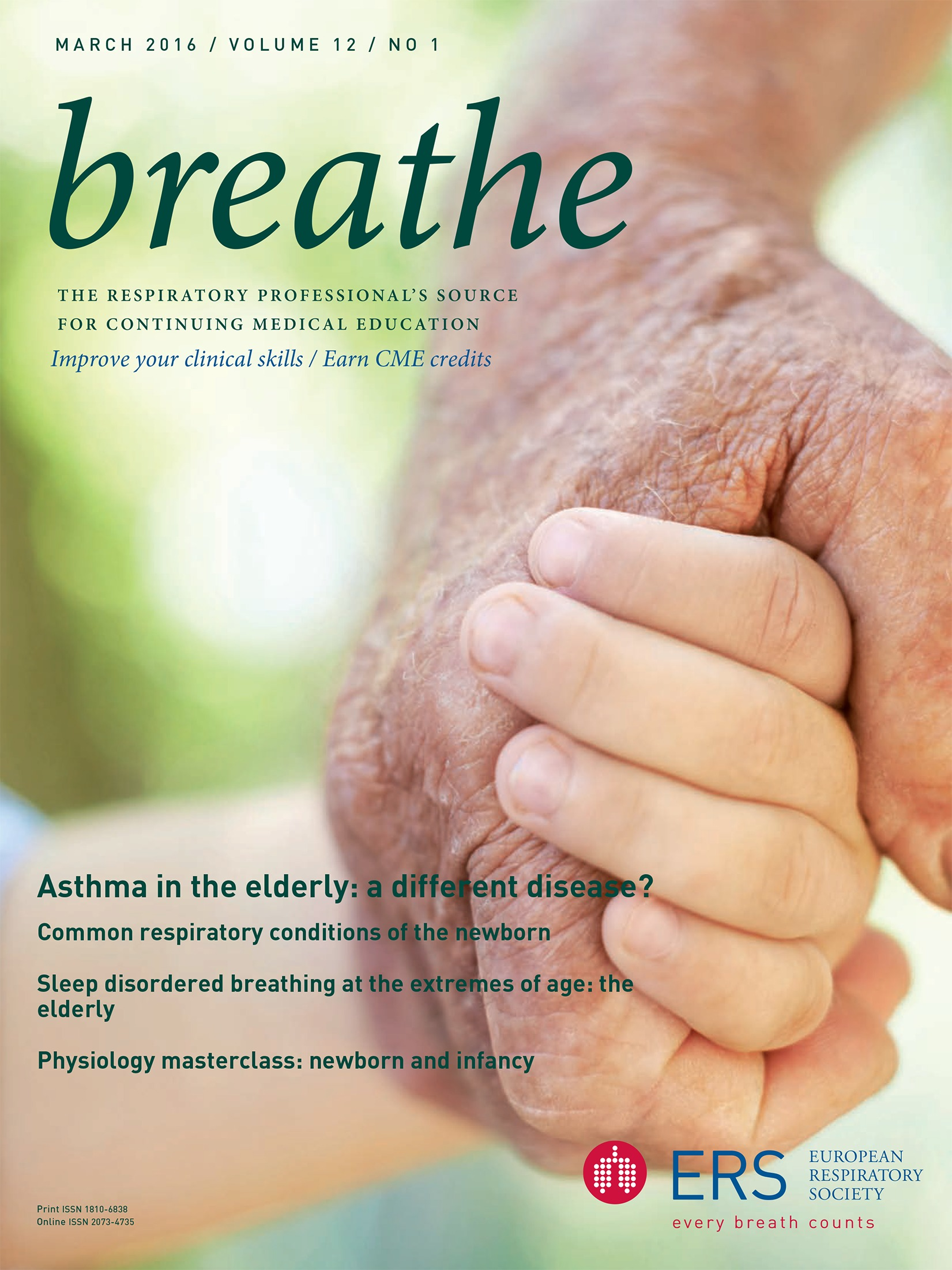 Asthma in the elderly: a different disease? | European