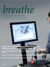 Breathe: 14 (1)